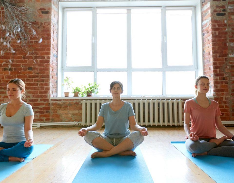 yoga dans le 15 ème arrondissement de Paris
